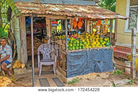 The Fruits In Sri Lanka
