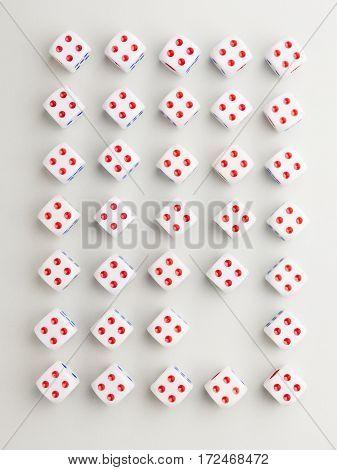 Blank Four Cross Pattern