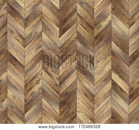 Chevron natural wood parquet seamless floor texture