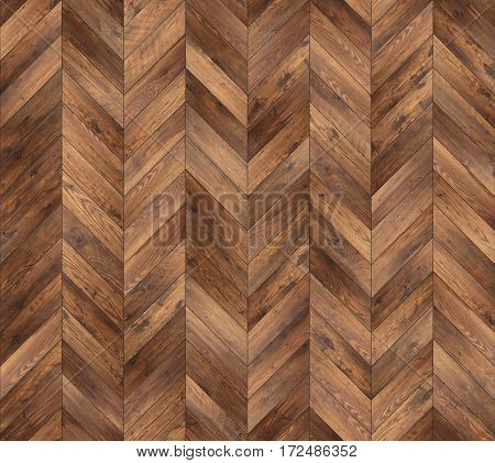 Chevron natural wood parquet seamless floor texture
