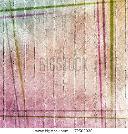 Abstract Colorful Background With Spots, Stains