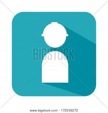 mechanic avatar character icon vector illustration design