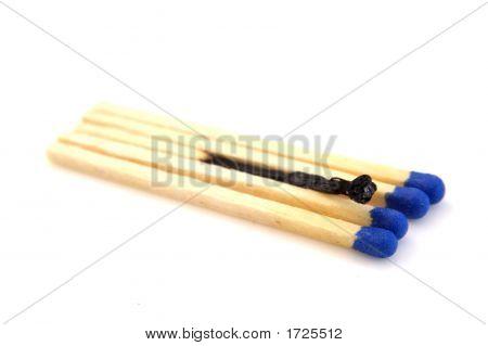 Matches Blue 07