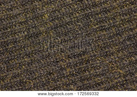 Fabric Wool Texture Close Up As A Background