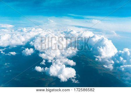 Heavens Below Coming Storm