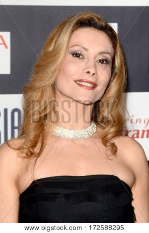 LOS ANGELES - FEB 19:  Antonella Salvucci at the Los Angeles Italia Film Festival at the TCL Chinese 6 Theaters on February 19, 2017 in Los Angeles, CA