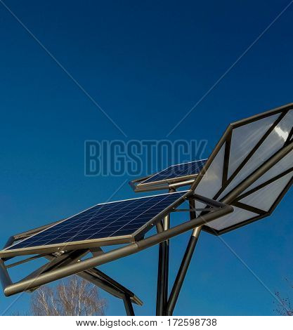 solar battery the invention of the present energy