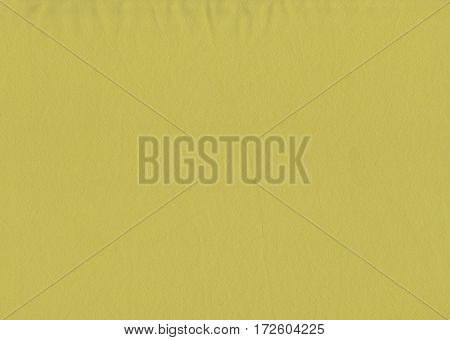 Macro texture of mustard colored silk. Backdrop for fashion luxury design