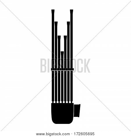 Sho, musical instrument ( shade picture )