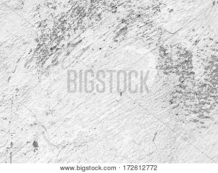 concrete wall, old white concrete wall abstract texture background