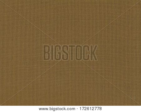 Background with brown fabric texture full frame