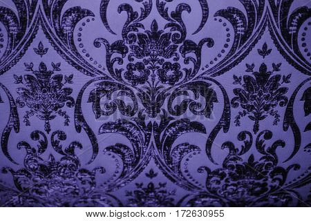 Background Of Purple Texture