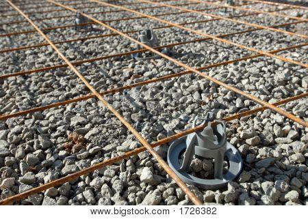 Foundation Steel Work