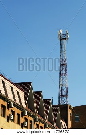 Communication Tower.