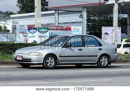Private Car, Honda Civic