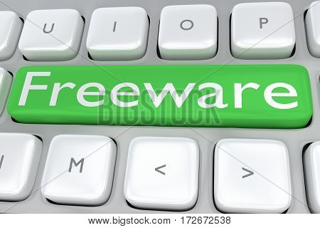 Freeware - Software Concept