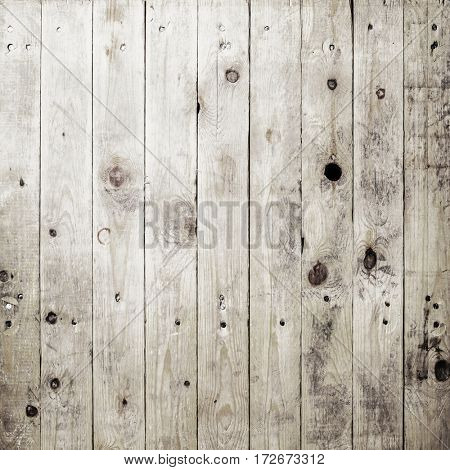 Old and shabby floor. Wooden planks texture.