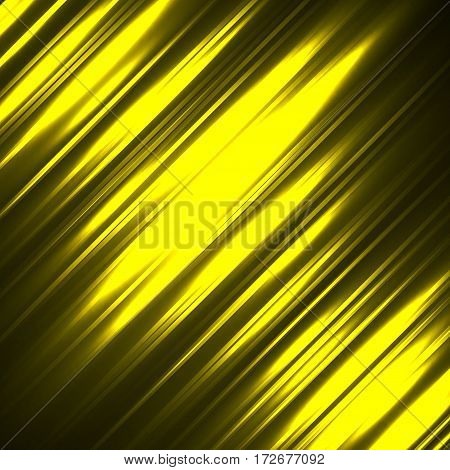 Abstract background with glowing lines, neon stripes