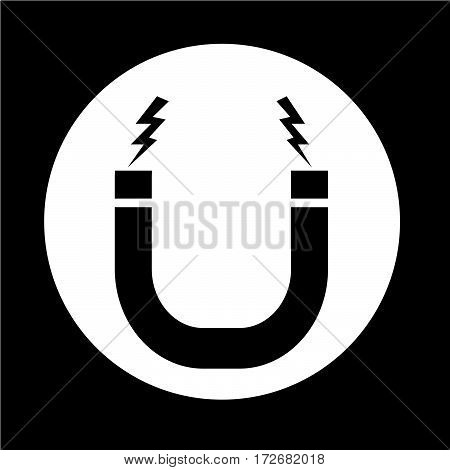 an images of Or pictogram Magnetic Icon