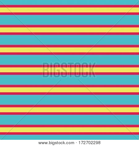Vector vintage striped abstract background.  Geometric seamless pattern.