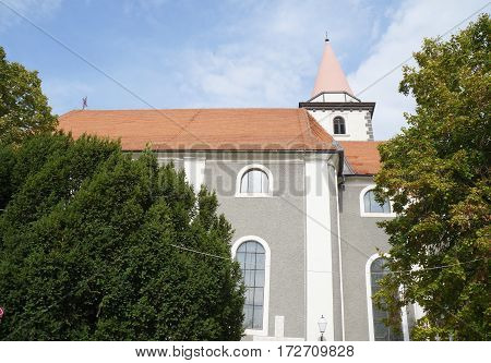 Parish Church of St. Nicholas, Varazdin, Croatia