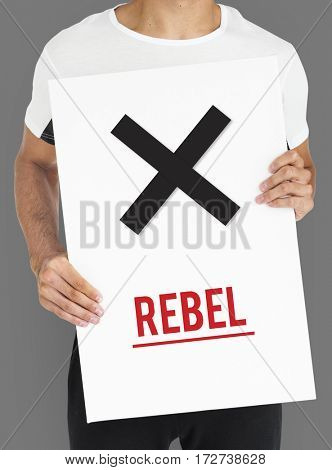 Rebel Revolution Protest Change Radical Strike