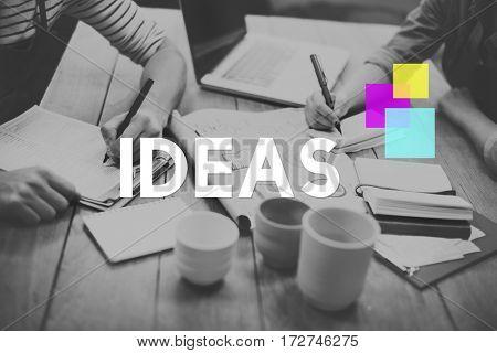 Ideas Vision Mindset Wisdom Thinking