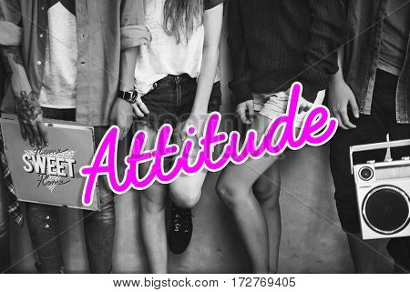 Attitude Is Everything Positive Truthful