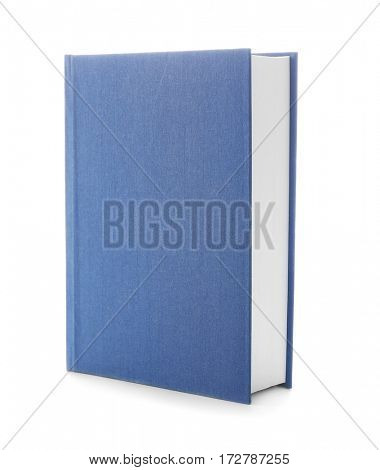 New book on white background