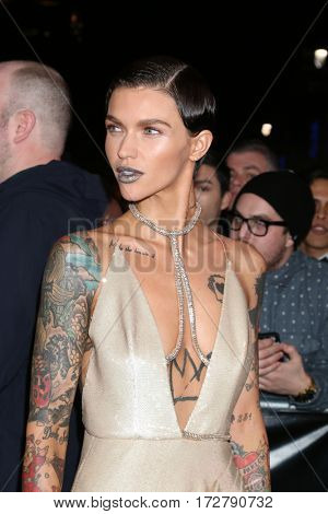 LOS ANGELES - JAN 19:  Ruby Rose at the