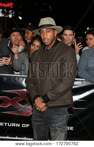 LOS ANGELES - JAN 19:  Ludacris, Chris Bridges at the