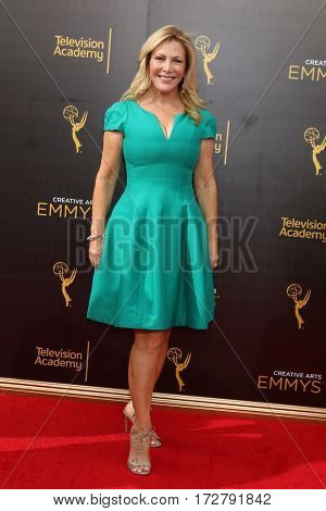 LOS ANGELES - SEP 11:  Kym Douglas at the 2016 Primetime Creative Emmy Awards - Day 2 - Arrivals at the Microsoft Theater on September 11, 2016 in Los Angeles, CA