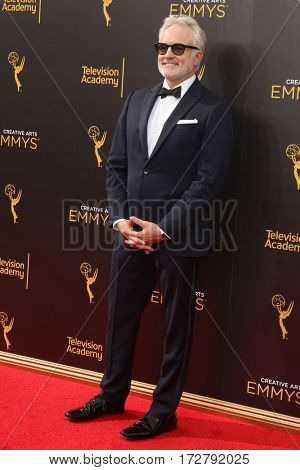 LOS ANGELES - SEP 10:  Bradley Whitford at the 2016 Creative Arts Emmy Awards - Day 1 - Arrivals at the Microsoft Theater on September 10, 2016 in Los Angeles, CA