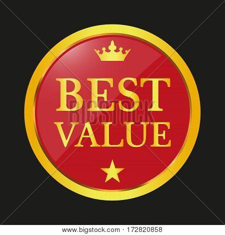Best Value Label