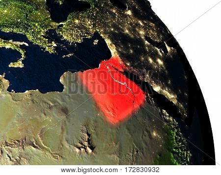 Egypt From Space