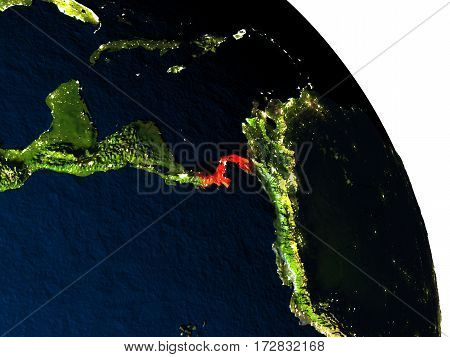 Panama From Space