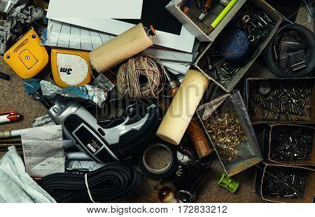 Tools Of A Craftsman