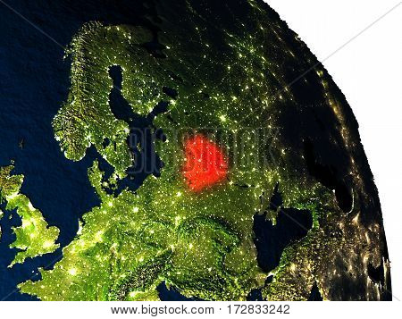 Belarus From Space