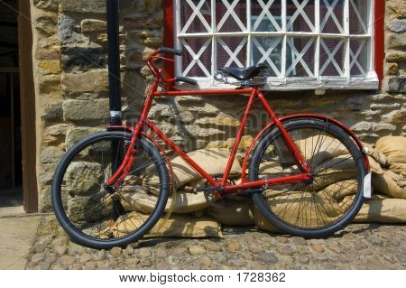 .1940S Wartime Bicycle