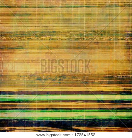Retro style grunge background, mottled vintage texture. With different color patterns: yellow (beige); brown; gray; green; blue; red (orange)