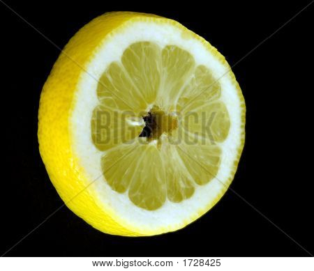 .One Slice Of Lemon