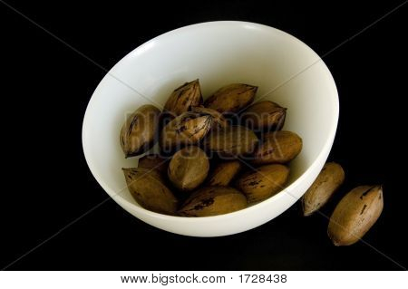 .Bowl Of Nuts