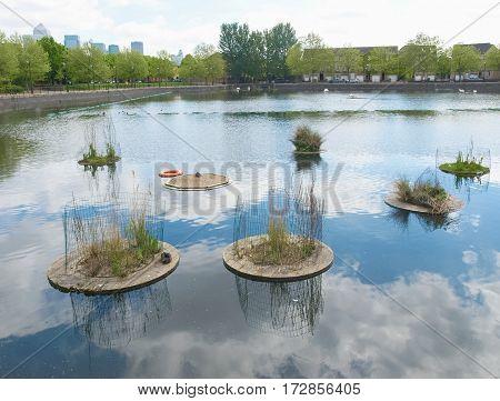 Surrey Water, London