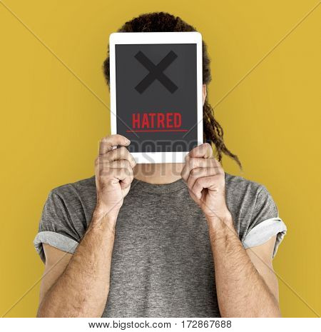 Hatred Rage Animosity Negative Hate Speech