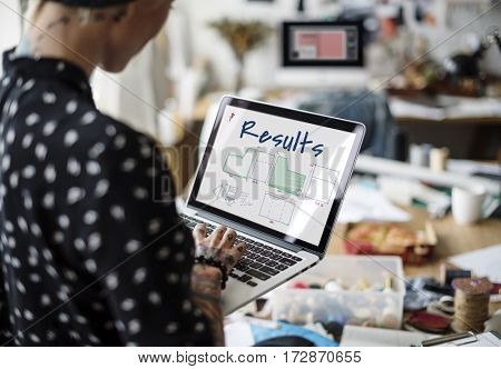 Design Results Creative Ideas Objective Planning