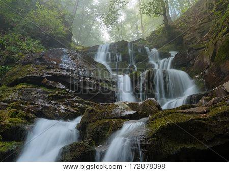 Shypit waterfall -