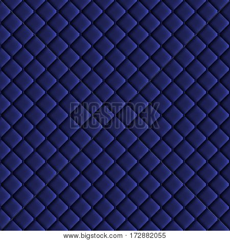 Shiny fabric, rippled texture, blue color silk, colorful vintage style background