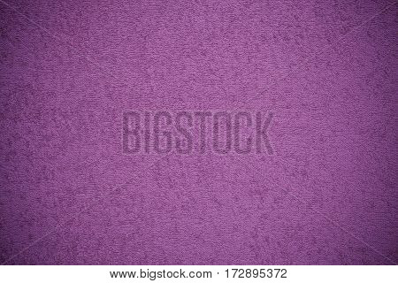 Violet Canvas Fluffy Texture