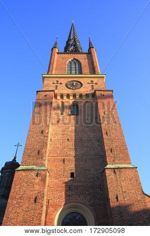 The Riddarholmen Church