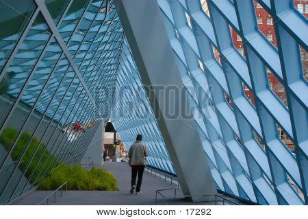 Geometrical Walkway